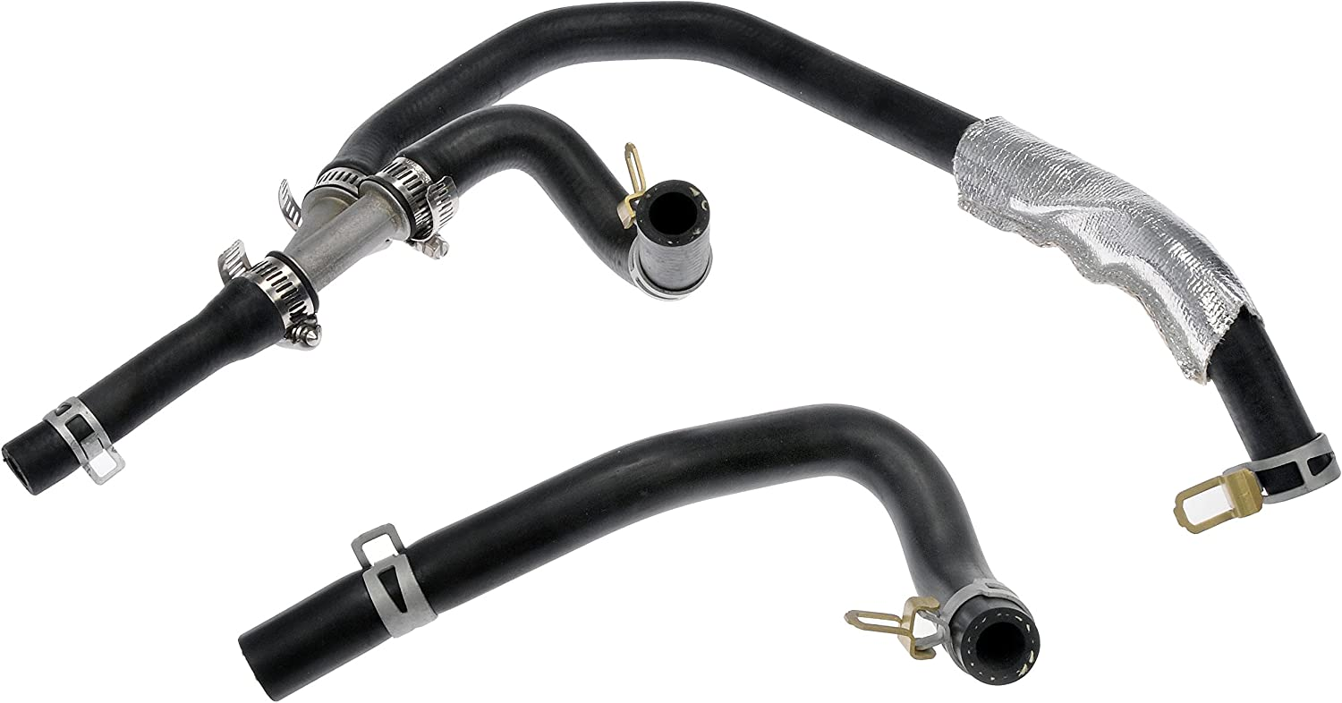 HVAC Heater Hose Assembly w// Auxiliary Heater for Grand Caravan Town /& Country