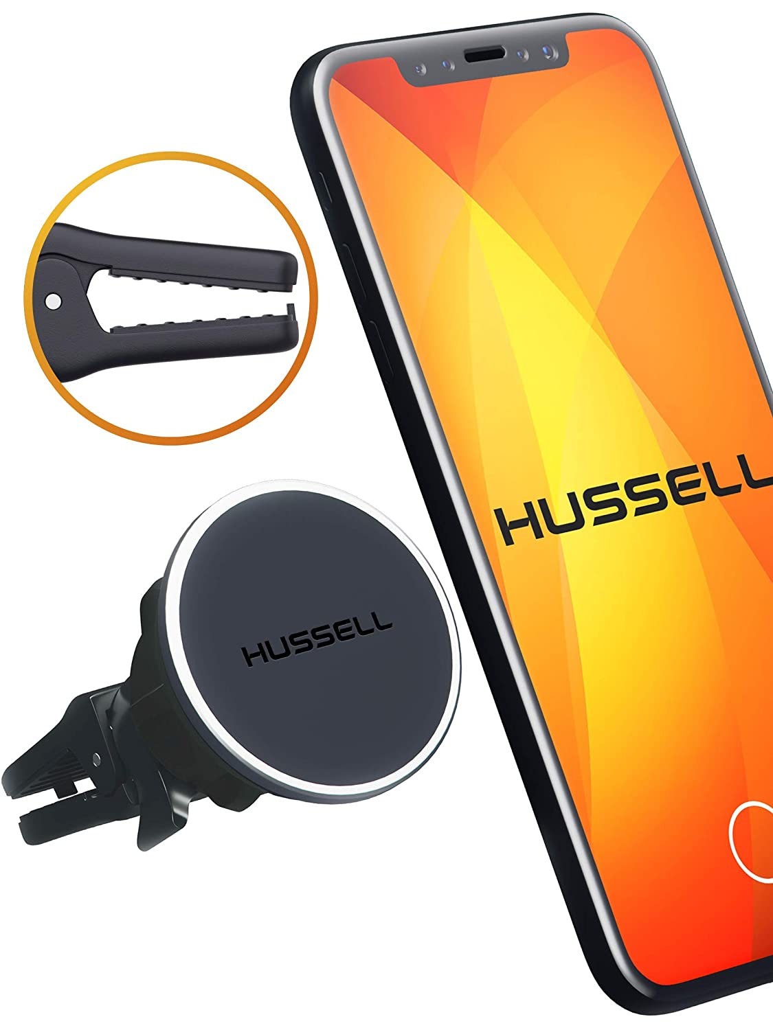 HUSSELL car vent mount