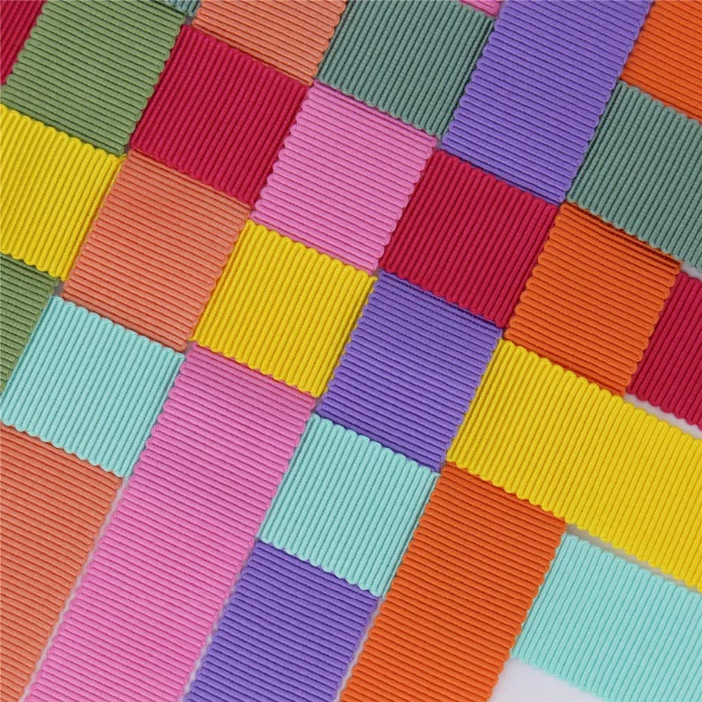 Best Quality - Ribbons - Japan 100% Rayon Petersham Ribbon 4 6 9 12 15 18 24 30 36 50 70mm for Garment Bag Shoe Hat Hair Craft Gift 80 Colors NOT Mixed - by Olwen Shop
