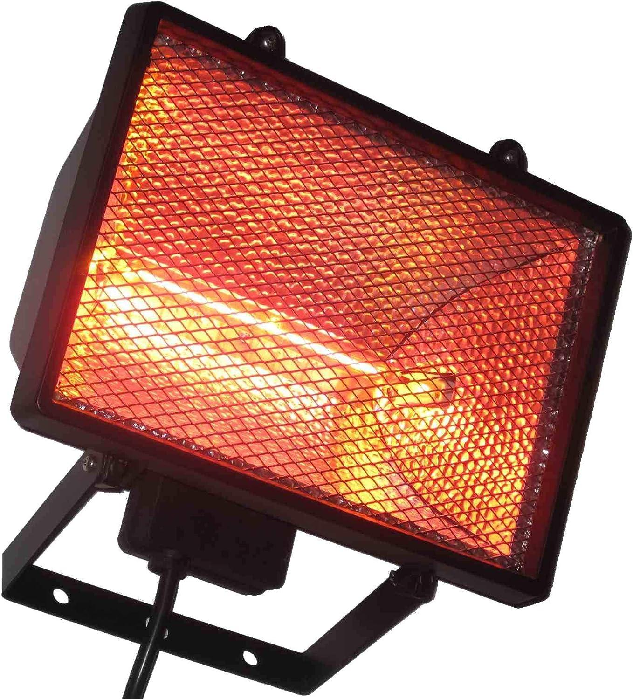 Amberglow Leisure Heating Miniglow 500W Rainproof Infra-red Pet Heater