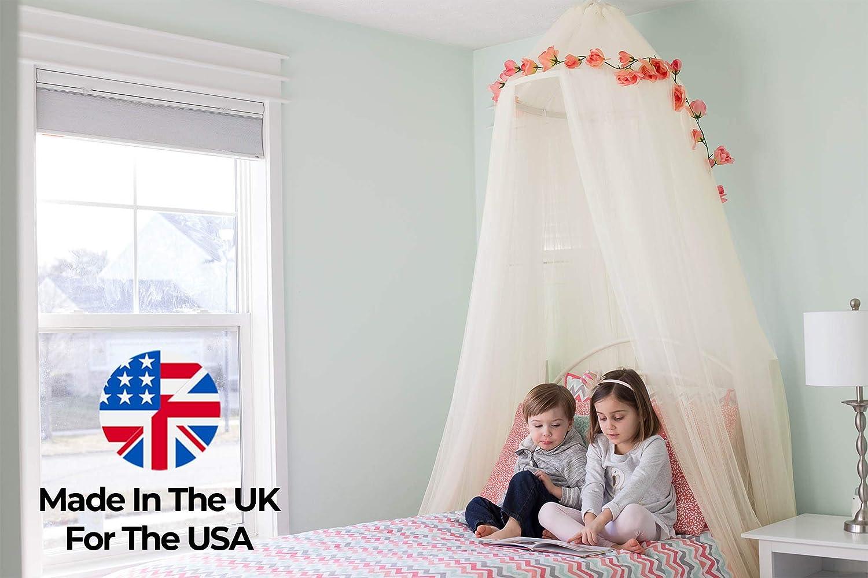 EMF//RF Shielding Folding Mosquito Net Tent 100/% silver coated nylon mesh Canopy