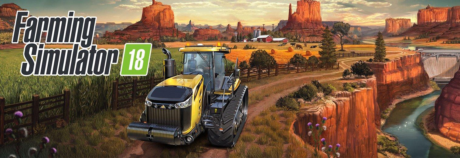 Farming Simulator 18 - PlayStation Vita
