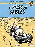 Louis Valmont, Tome 1 : Le Piège des sables