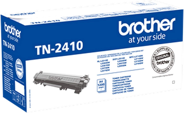 Brother TN2420 - Tóner negro original de larga duración para las ...
