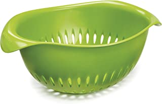 product image for Preserve Small Colander Kitchen Tool, 1.5 Quart Capacity, Green