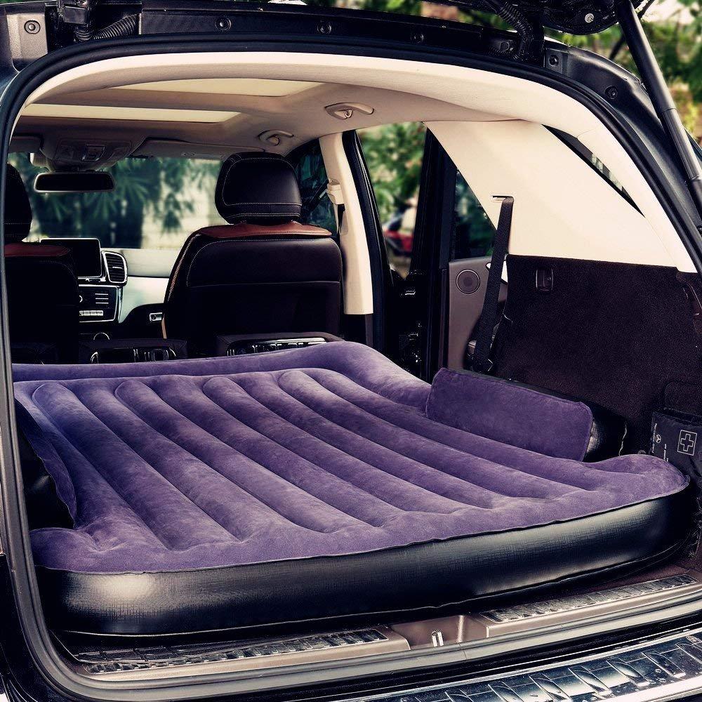 YSX SUV Luftmatratze Für Autos- Luftmatratze Für Das Reisen Mit Dem Aut SINOIDEAS