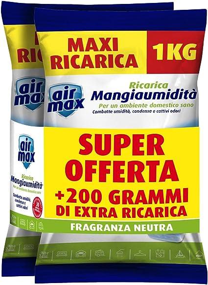 air max mangiaumidita ricarica