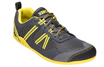 Xero Shoes Prio - Minimalist Barefoot Trail and Road Running Shoe -  Fitness, Athletic Zero