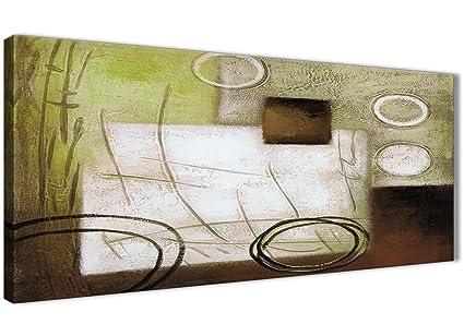 Camera Da Letto Pittura Marrone : Marrone verde camera da letto pittura artistica da parete