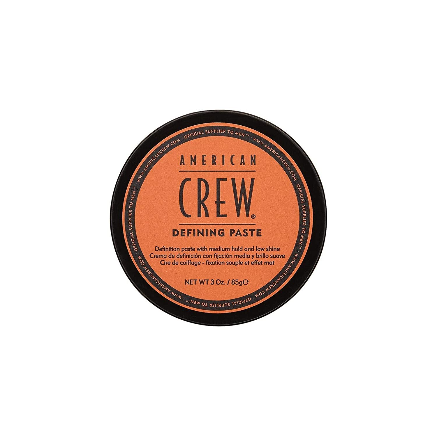 Defining Paste by American Crew for Men - 3 oz Paste Revlon Professional 2304400000 S-AM-023-85