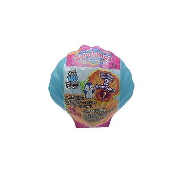 Splashlings 2 Pack Blind Pack Collectors Shell: Toys & Games
