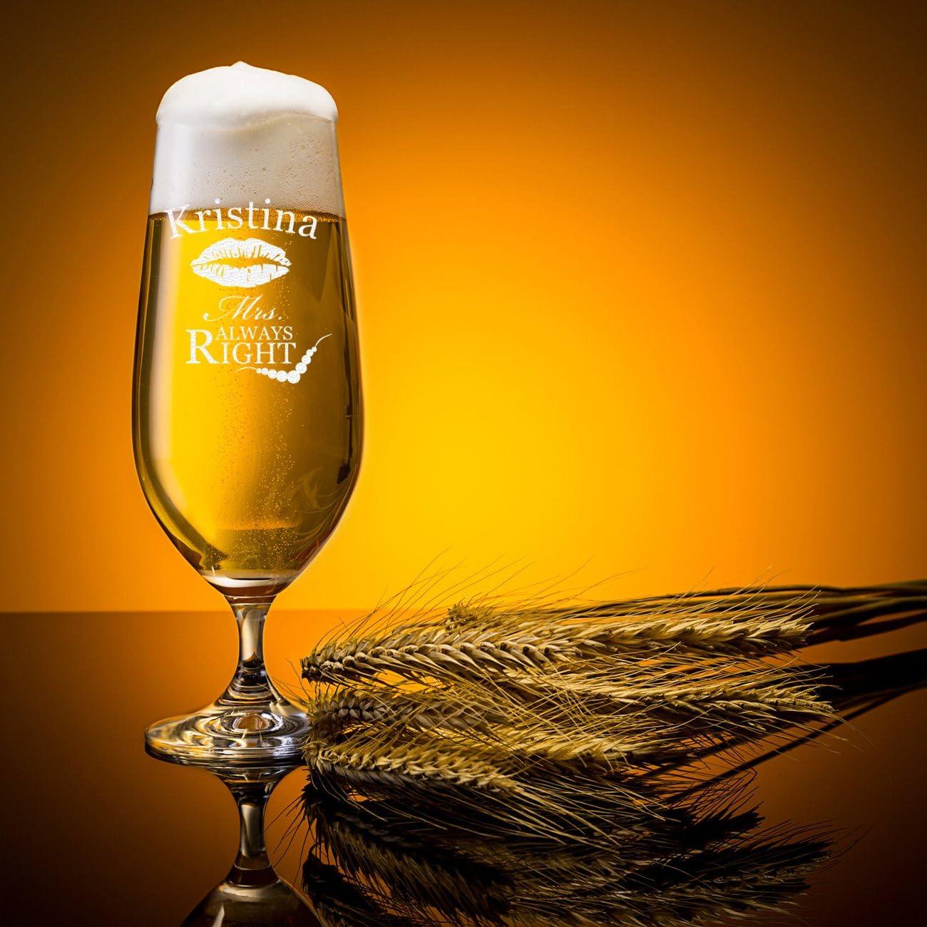 Leonardo Pilsglas verre a biere 0,3 L individuelle Gravure Motif au Choix Cadeau