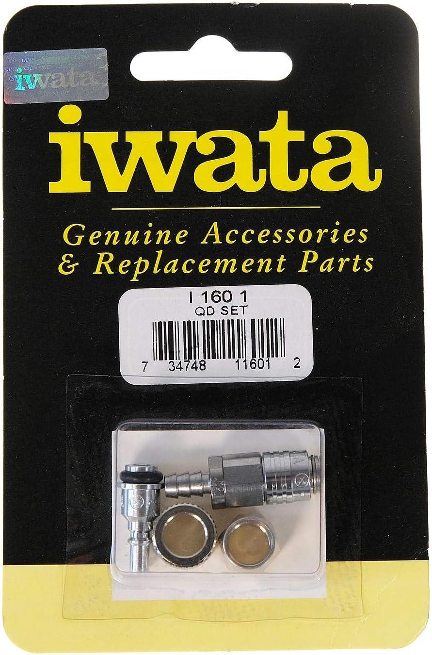 Iwata Eclipse Needle Cap