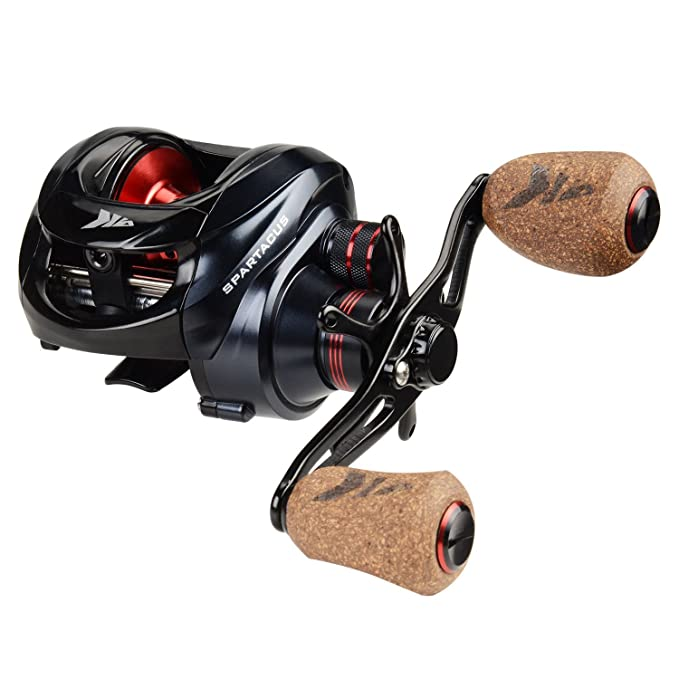 Best Baitcasting Reel: KastKing Spartacus Plus Baitcasting Fishing Reel