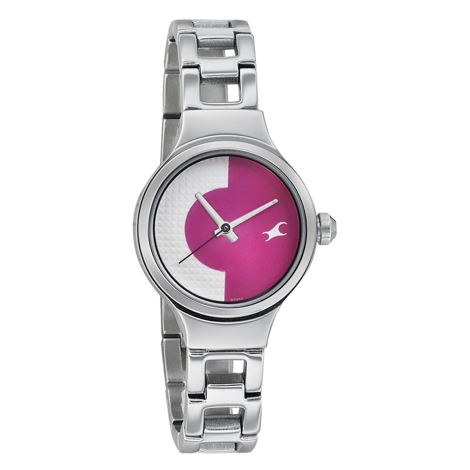 cluse minuit white ladies rose womens p pink watches gold