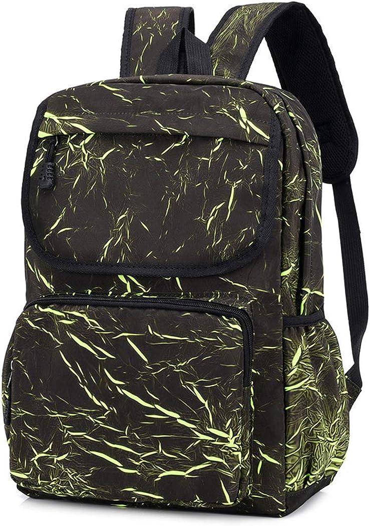Casual Backpack Printing Laptop Bag Travel Bag Large Capacity Backpack MALPYQ Laptop Bag Backpack