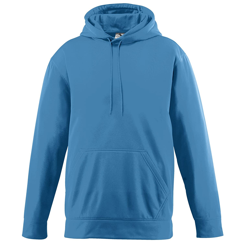 Augusta Sportswear Unisex-Adult Wicking Fleece Hooded Sweatshirt
