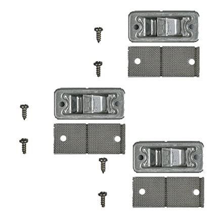 Poulan 3 Pack Of Genuine OEM Replacement Mounting Plates # 530038238-3PK