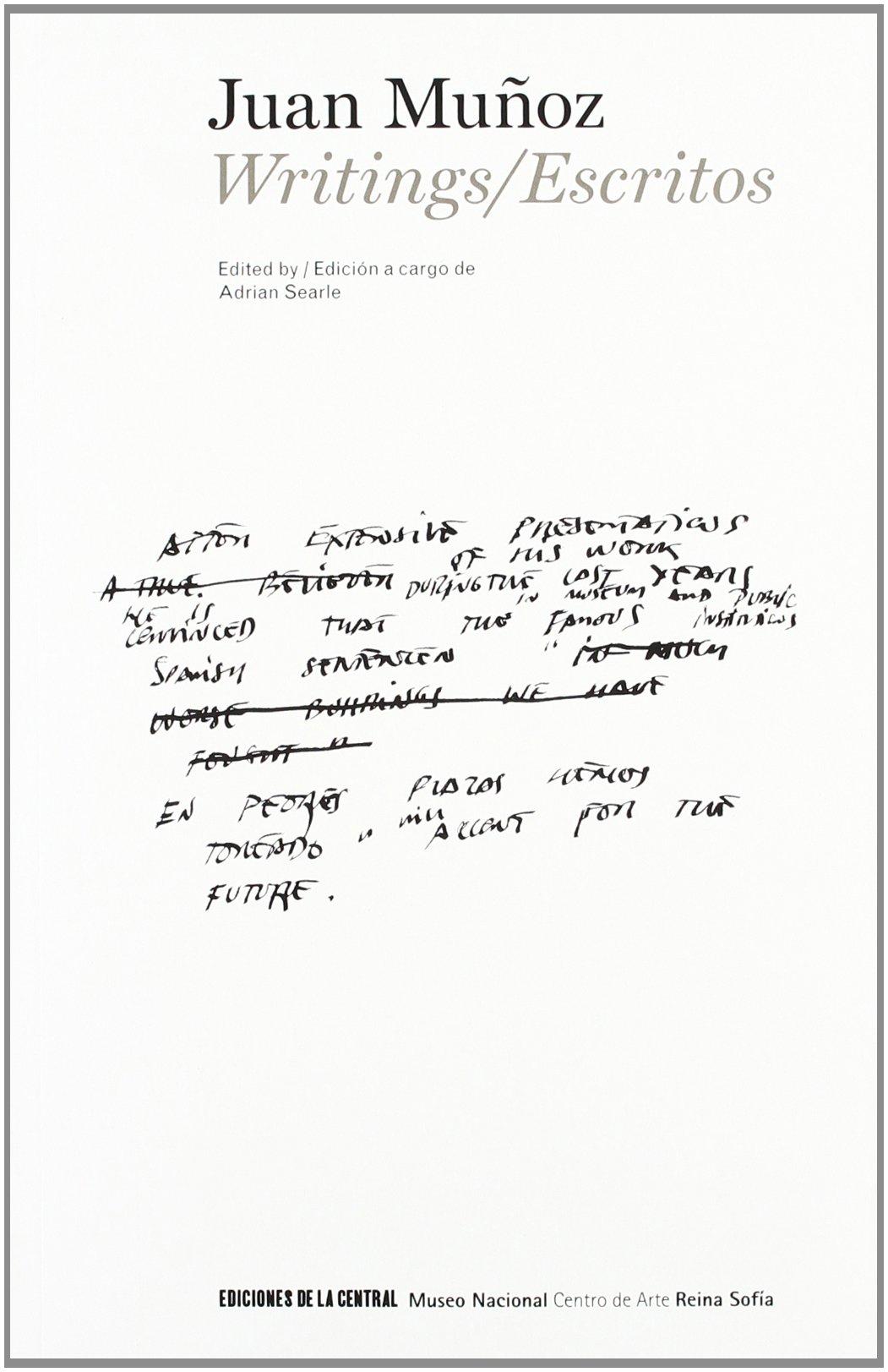 Juan Munoz  Writings pdf