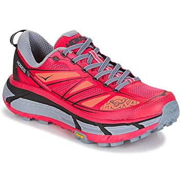 hoka Mafate Speed 2 Woman Azalea/Black - Zapatillas Trail Running para Mujer, Mujer, 38 2-3: MainApps: Amazon.es: Deportes y aire libre