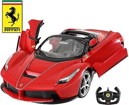 RASTAR 1//14 Scale Ferrari La Ferrari Laferrari Radio Remote Control Model Car