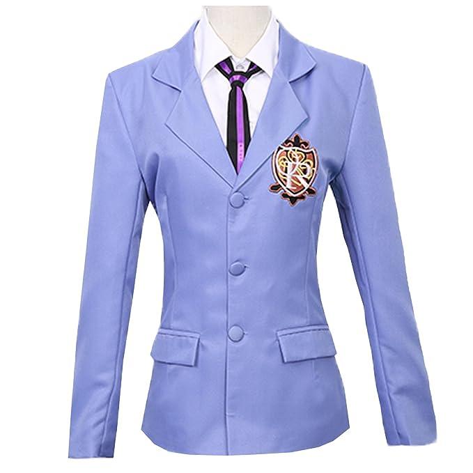 Amazon.com: Anime para hombre Boy alta escuela uniforme ...