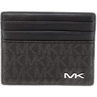 Michael Kors Cooper Tall Card Case Wallet - Slim Front Pocket Wallet