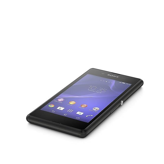 Sony Xperia E3 4G UK SIM-Free Smartphone - Black