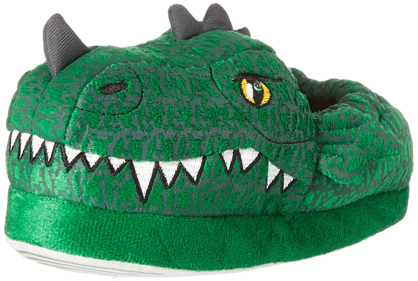 Stride Rite Max Dragon-Lighted Moccasin (Toddler/Little Kid), Max Dragon - Green, 13-1 M US Little Kid