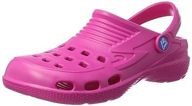 Beck Damen Clogs, Pink (Pink), 37 EU