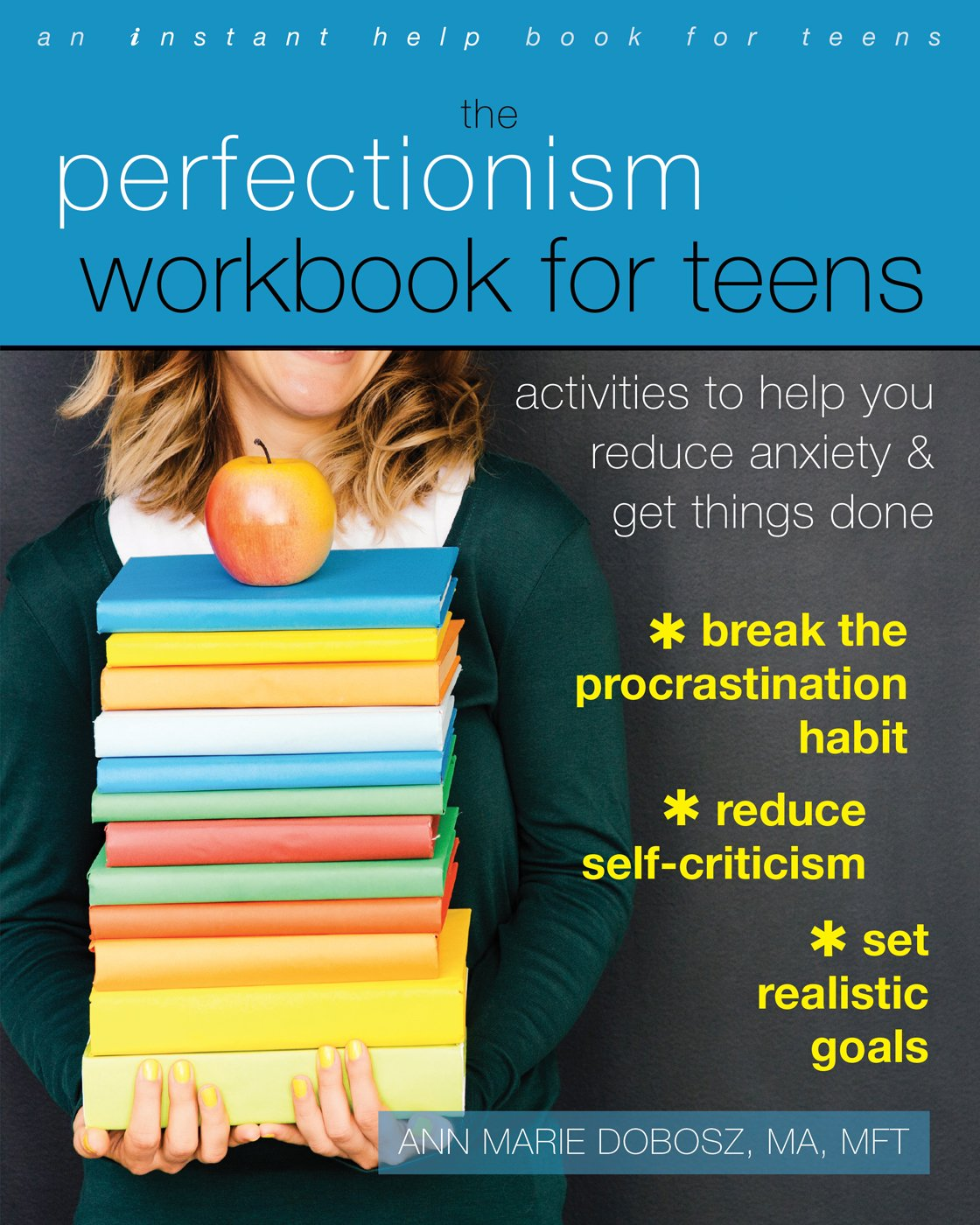 Amazon.com: The Perfectionism Workbook for Teens: Activities to ...