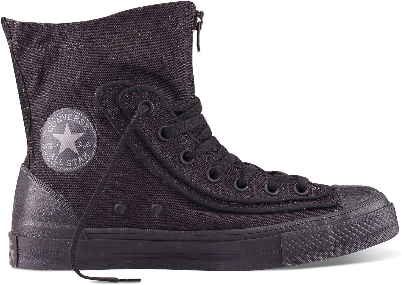 Converse Chuck Taylor All Star Combat Boot XHI Black Mens 12