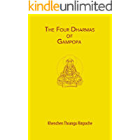 The Four Dharmas of Gampopa (English Edition)