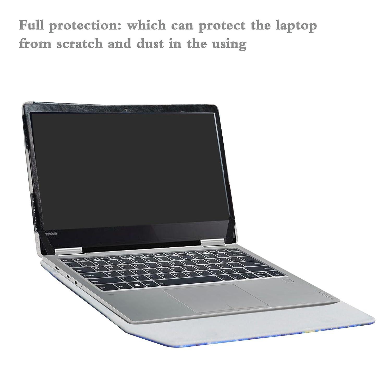 Alapmk Diseñado Especialmente La Funda Protectora de Cuero de PU Para 12.5