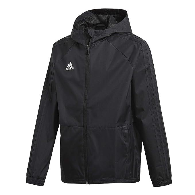Adidas Condivo 18 Regenjacke Fussball Storm Jacket | Herren ...