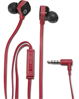HP H2300 - Auriculares in-ear (3.5 mm, control remoto integrado, con