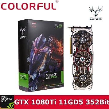 Colorful iGame GTX 1080 Ti Video Graphics Card,Turkey Latest GPU