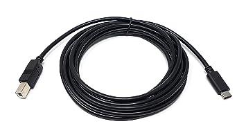 M (Mineral 3.1 USB Tipo C a USB Impresora/Escáner Cable Para ...