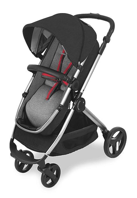 Maclaren Daytripper Sistema de viaje - 3 en 1, seguro, para recién nacidos hasta los 25kg, con accesorios, Silla de coche compatible