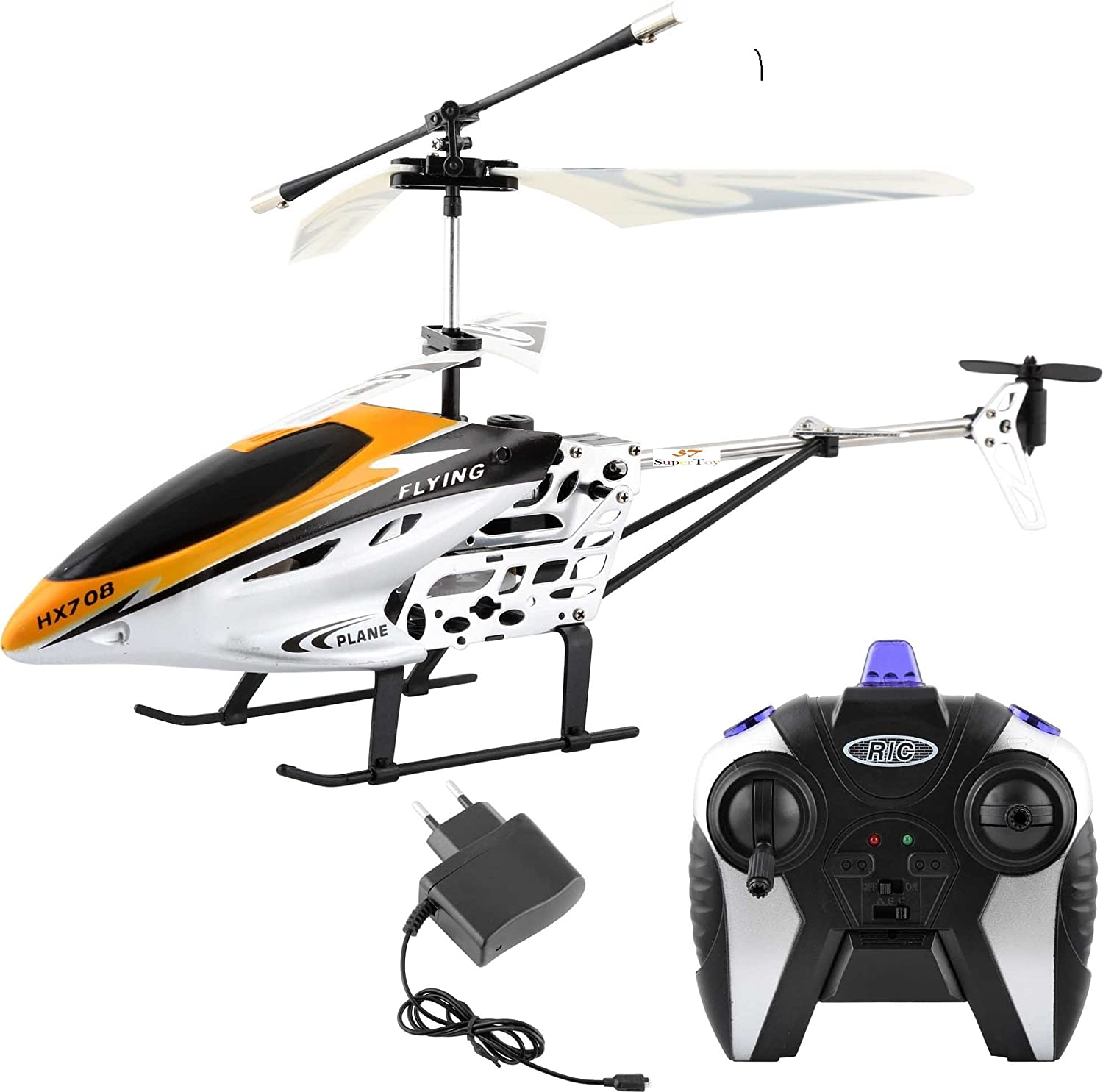 Buy Super Toy Wireless Remote Control Helicopter Toy For Kid Colour