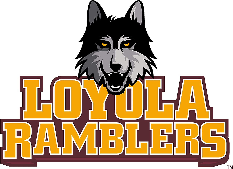 NCAA Loyola University Chicago Ramblers PPLUC02 Youth T-Shirt