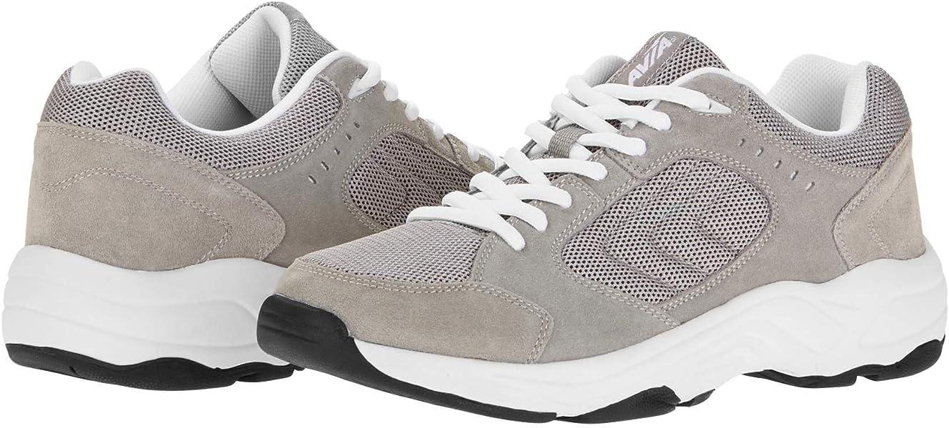 9ea03e98098e Avia Men s Corey Lace Up Athletic Performance Shoe (Grey