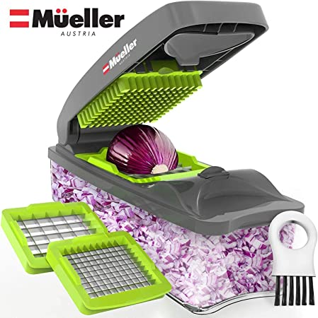 Mueller Onion Chopper Pro Vegetable Chopper - Strongest