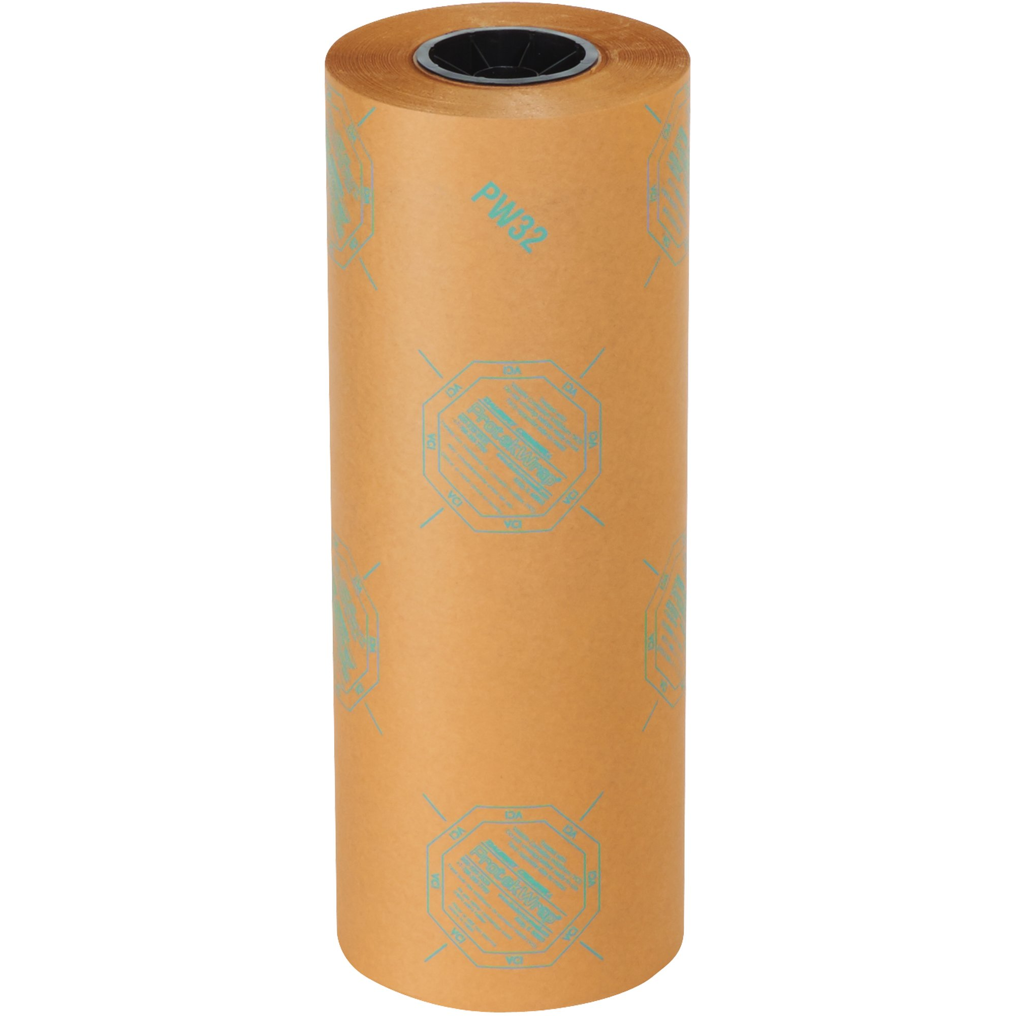 Partners Brand PVCI1835 35# VCI Paper, Industrial Rolls, 18'' x 200 yd, Kraft by Partners Brand