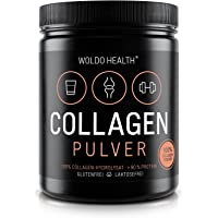 Collagen Protein Powder gras Feed - Supplement Gelatin 100% Bovine Pasture Raised unflavoured Halal Certficate 500g for Strong Bones, Muscles, Joint Pain, Wrinkles, Healthy Hair, Nails