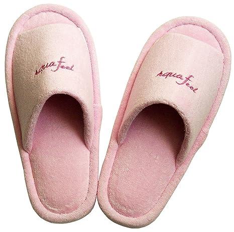 Aguamarina siente zapatillas rosas 365 005 (jap?n importaci?n)