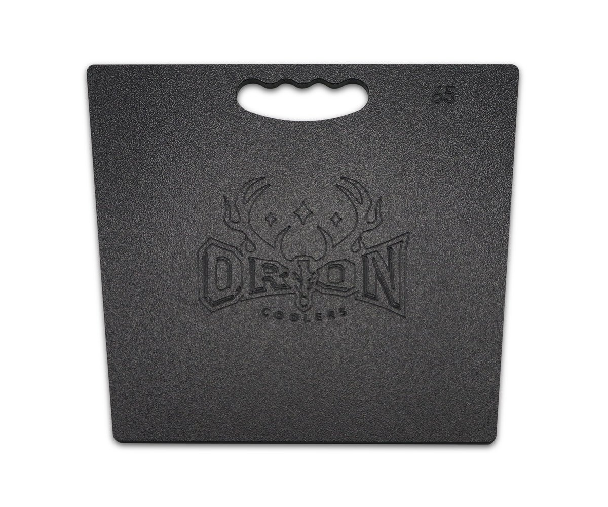 Orion Cooler Divider - Fits 65 Quart Models - Can Be Used As Cutting Board - Black by Orion
