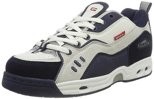Globe CT-IV Classic, Zapatillas de Skateboarding para Hombre, Blanco (White/Blue 0), 42 EU: Amazon.es: Zapatos y complementos