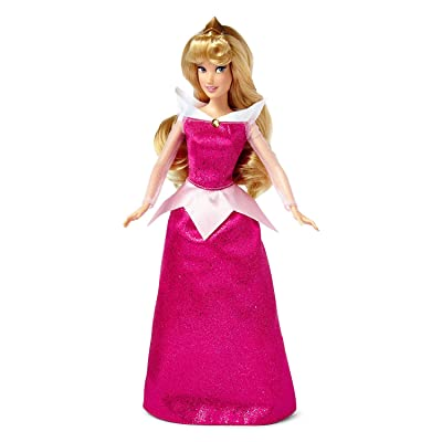 Disney Collection Princess Aurora Sleeping Beauty Doll: Toys & Games