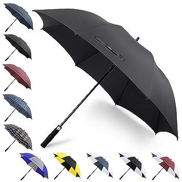 Amazon.com: G4Free 62/68Inch Extra Large Golf Umbrella Heavy ...